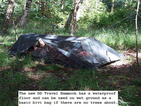 DD Hammock - Travel Model & Hammock - Travel Model